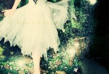 Whimsical Bride / whimsical wedding inspiration