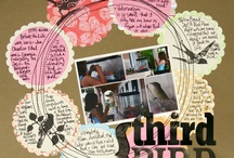 scrapbook and cards / by Crabapple Cottage