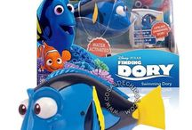 Buscando a Dory / Artículos Originales de la Película!
