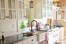 kitchen & laundry ideas