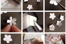 xxx Petite Pedals kleine Blumenstanze Stampin' Up!