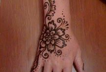 Henna / Henna mehndi