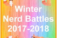 Winter Nerd Battles 2017-2018