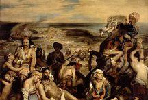 Romantiek ~ Eugène Delacroix