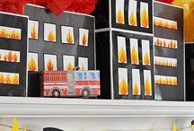 pompieri party