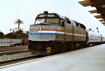 Train - Amtrak