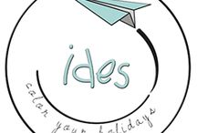 "ides color your holidays / Color your holidays and send to a friend !  Very creative thematic color pages,rapresenting the places of your holidays, inside an envelope including color pensils, to ""color"" your holidays and...send some to a friend !"