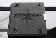 Laser Engraved Leather / Engrave Colorado's laser engraved leather projects!