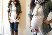 Maternity clothing ideas! / by LeeAnn Hetzer