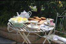 High Tea Time / High Tea/Afternoon Tea