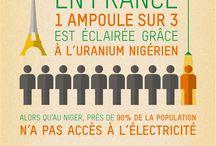 Areva Niger / Depuis plus de 40 ans, Areva, bénéficie d'exonérations et de divers avantages fiscaux au Niger, un des pays les plus pauvres du monde. Fin 2013, les contrats sont renégociés. L'occasion d'exiger plus de justice et de transparence. https://bit.ly/1bXXh0a