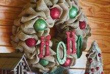 For the Door - Wreath ideas / by Michelle Bates
