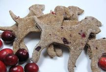 Cranberry Treats for Dogs