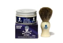Bluebeards Revenge / UK BLUEBEARDS REVENGE IS A PREMIUM RANGE OF SHAVE AND SKINCARE PRODUCTS DESIGNED TO REDUCE HAIR GROWTH.