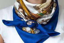 HERMS vintageスカーフ