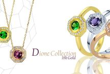 Dione Collection!!! Unique & Precious Jewelry!