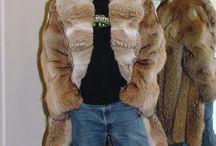 Men's fur