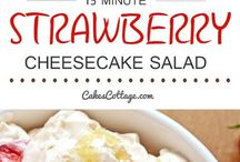 Desserts / Fruit salad