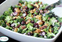 Salads / by Serena B
