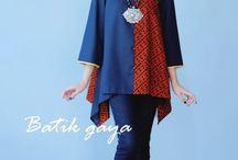 batik kreasi