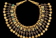 Ancient & Ethnic Jewelry / Early samples of jewelry design and technique // Ancient Jewelry