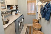 Laundrys / Laundry ideas