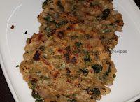 Wheat Drumstick Leaves Adai / Gothumai Murungai Keerai Roti Recipe | South Indian Samayal Recipes