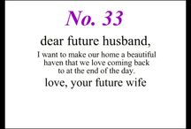 future husband quotes