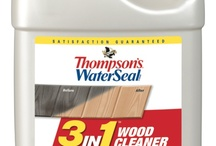 Now At Walmart. / Try these products this spring to turn your deck from drab to fabulous. / by Thompson's WaterSeal