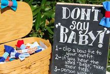 Baby-Q baby shower!! ☀️