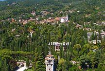 Gardone Riviera / Facilmente raggiungibile dall'Hotel Mayer & Splendid, Gardone Riviera si affaccia sulla costa occidentale del lago di Garda, tra Salò e Maderno, ed è un paese ricco di natura, storia e cultura.