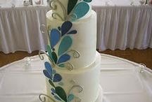 cakes / by Debbi Saunders