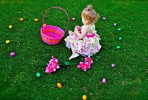 easter pictures / by Ashley Hawk-Davis