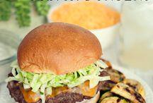 Burger-Rezepte & Variationen