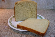 Bread Machine Breads / by Mary K. Wessling