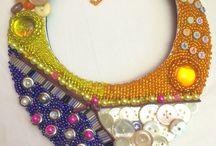 My jewelry for sale / My handmade jewelry for sale.  http://knivnollandesign.tictail.com/ http://knivnollandesign.storenvy.com/