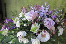 Flower Arrangements designed at Turley's Florist