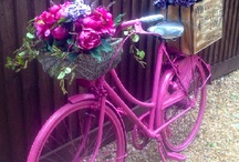flower bikes