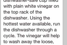 Cleaning tips / by Morgan Somerville