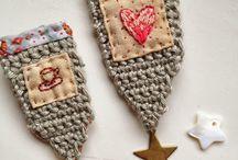 Crochet - I want to learn so bad... / by Kay Hammock