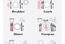 Tablescapes / Beautiful table settings for your must treasured meals / by Janis Hueftle