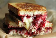 Recipes to try - Grilled Cheese