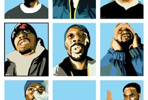 Hip-Hop Posters