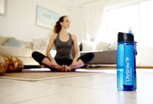 Mind, Body & Spirit / LifeStraw water filters can be used at work, at play or while you are on the move!