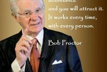 Bob Proctor...the secret