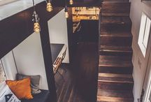 Tiny Home Interiors / Some Ideas for the inside of your tiny home!