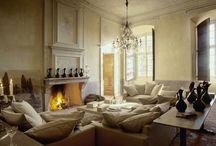 A French Chateau / by Sanna Davis