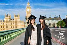 London Graduation Photography
