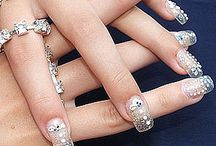 NAILS ALONE~ / by Bianca