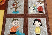 Peanuts Quilts